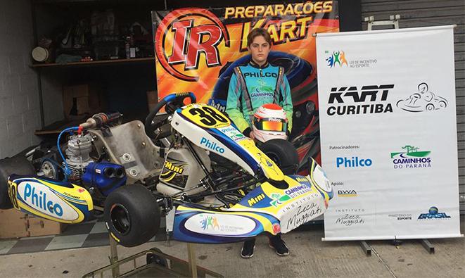Kart: José Muggiati Neto encerrou mais uma temporada repleta de resultados positivos