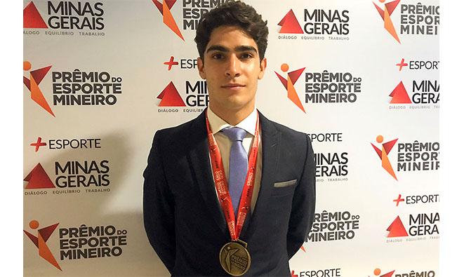 Sérgio Sette Câmara foi homenageado pelo Governo de Minas Gerais