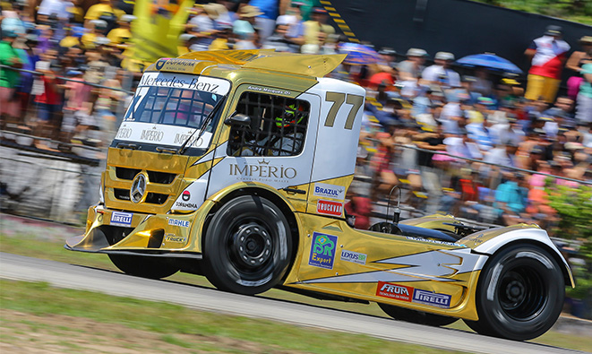 Império Truck Racing terá torcida especial na decisão da Copa Truck em Interlagos