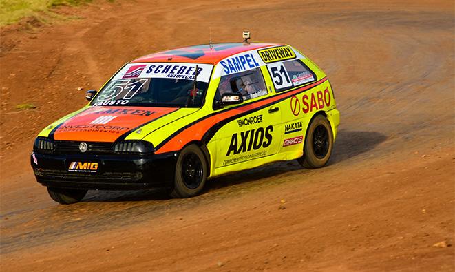 Fausto De Lucca conquista seu 6º título estadual e de quebra também é Campeão Brasileiro