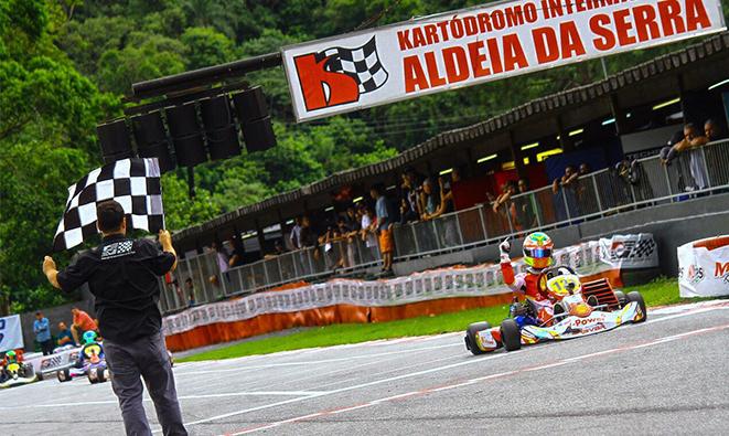 Kart: DTR Motorsport conquistou vitórias e títulos no encerramento da Copa São Paulo Light