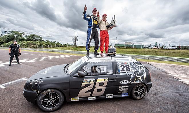 Vencedores em 2017, Weiss e Sedano confirmam dupla para 32ª Cascavel de Ouro