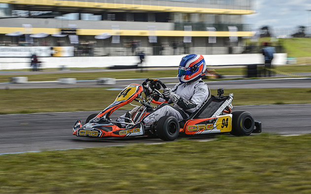 Kart: CRG conquistou novas vitórias em competições no Rio Grande do Sul e Paraná
