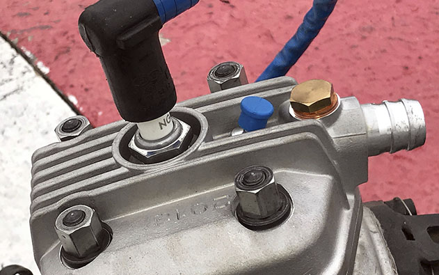 Cabeçotes com válvula de descompressão seguem disponíveis