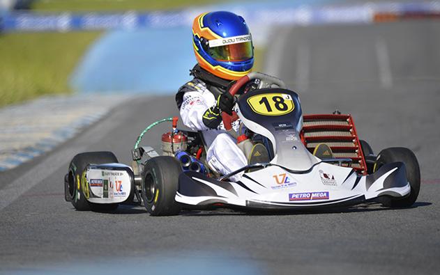 Kart: D2 Motorsport venceu no Campeonato Paraibano mirando em sua preparação para o Brasileiro