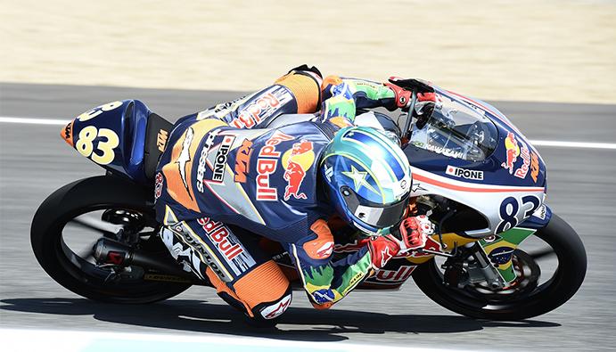 Kawakami volta à Alemanha para quarta etapa do Red Bull MotoGP Rookies Cup