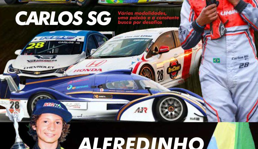 Destaque para Carlos SG e Alfredinho Ibiapina
